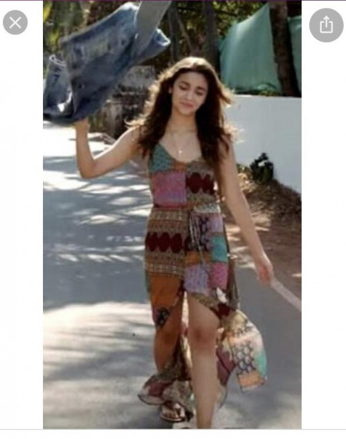 I'm looking for the similar dress like alia bhatt - SeenIt