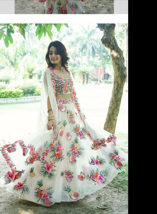 Looking for the exact copy of this lehenga - SeenIt