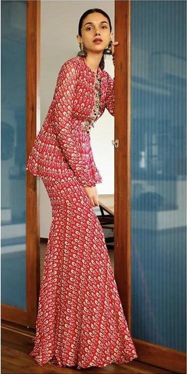 Help me look for a similar outfit like Aditi Rao Hydari is seen wearing - SeenIt