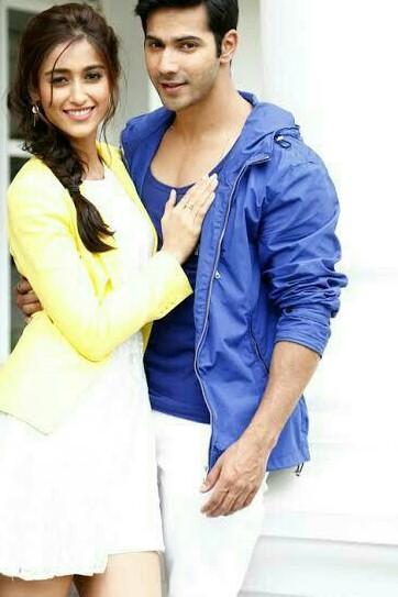 find Blue hoodie like varun dhawan - SeenIt