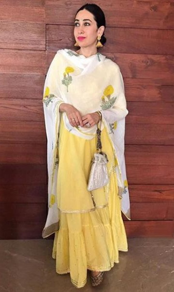 Looking for a similar outfit like Karishma Kapoor is seen wearing - SeenIt