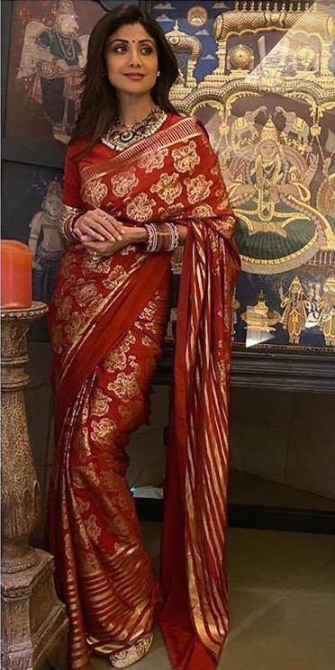 Looking for a similar saree online - SeenIt