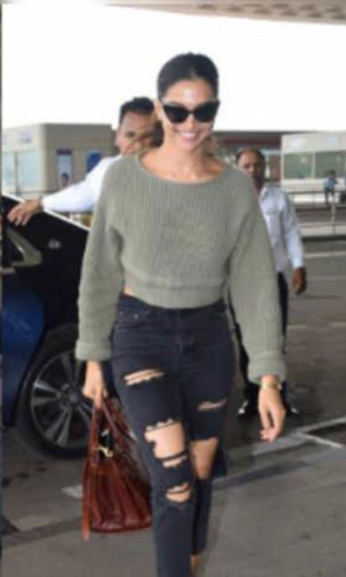 Looking for a similiar outfit as deepika is wearing in this picture  - SeenIt