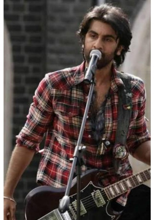 Looking for this tshirt which ranbir wore in Rockstar - SeenIt