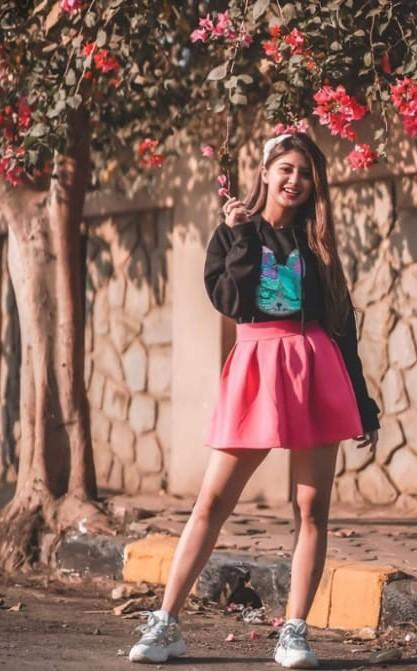 Looking for this cute hoodie and pink skirt want exactly this plz help  - SeenIt