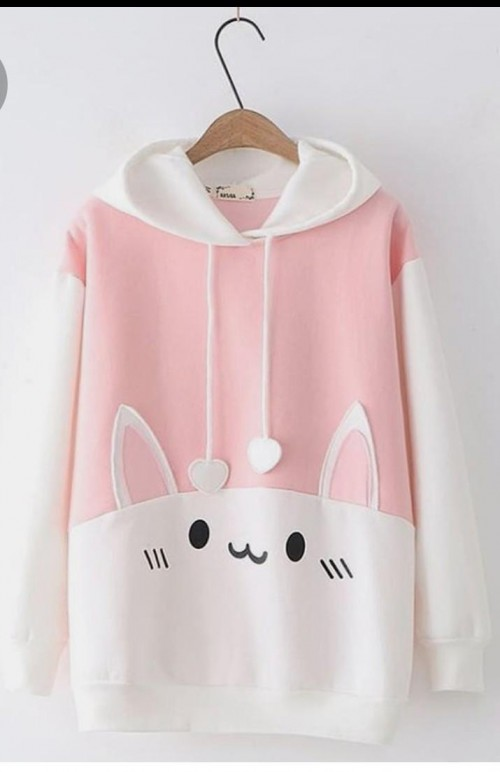 Want exactly this hoodie plzzzzzzzz help please i want these japanese style cute hoodie - SeenIt