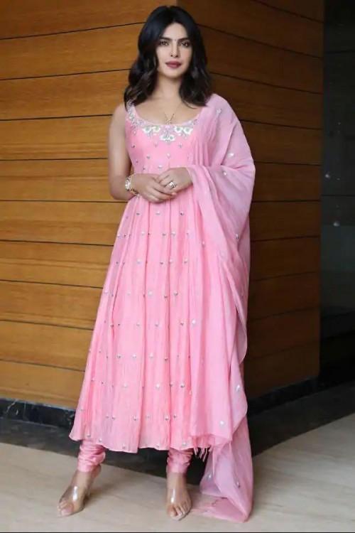 Looking for a similar outfit online like Priyanka Chopra  is seen wearing - SeenIt