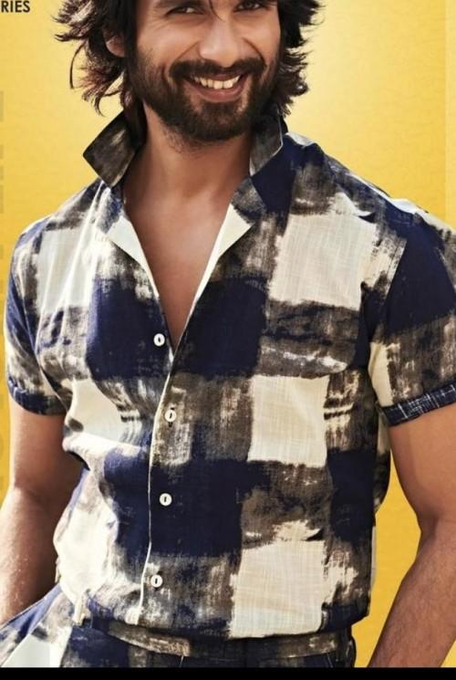 Similar shirts with checks and prints and tye dyes - SeenIt