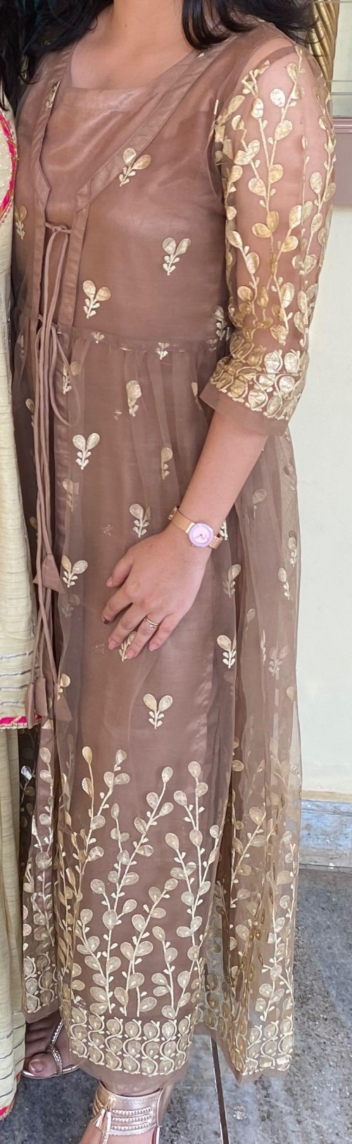 Looking for Similar dress with cape - SeenIt