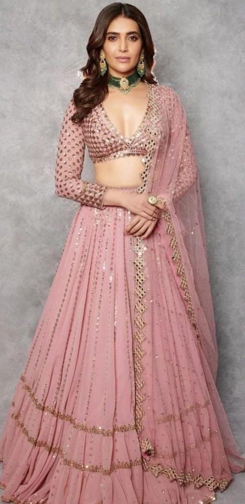I am looking for this same dress which karishma tanna wore recently at EKTA Kapoor's Diwali Party - SeenIt