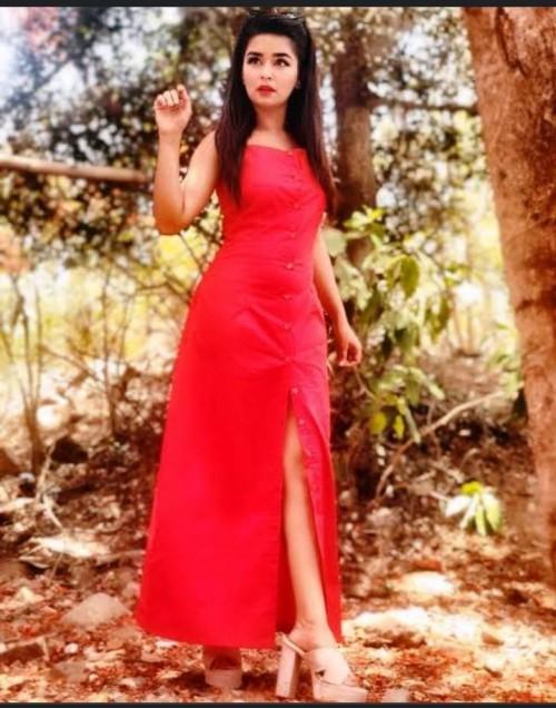 This dress worn by AVNEET KAUR 😘 - SeenIt