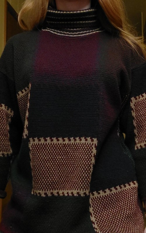 looking for this sweater! it's a vintage Colter Bay USA brand - SeenIt
