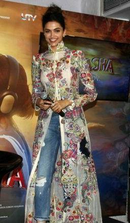 looking for deepika's stunning dress. - SeenIt