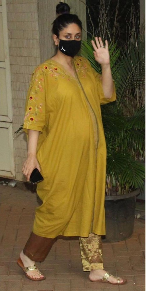 Want a similar outfit like Kareena Kapoor is wearing - SeenIt