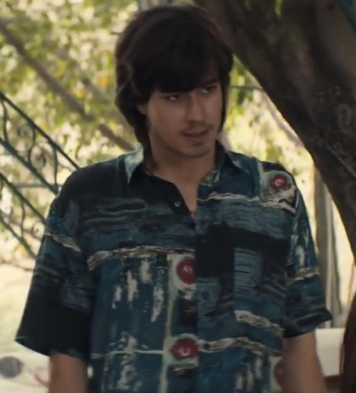 I'm looking for the same shirt or one with a really similar pattern - SeenIt