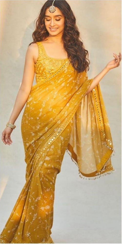 Looking for a similar saree online like shraddha kapoor - SeenIt