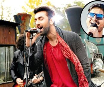 i m looking for similar red scarf like ranbir kapoor is wearing - SeenIt