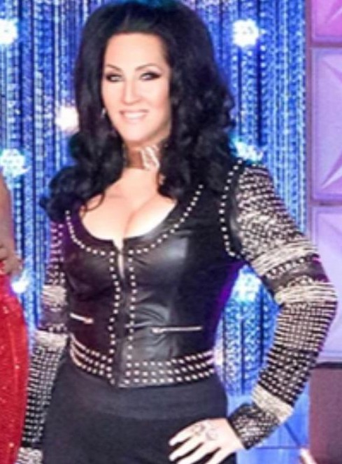 This top Michelle Visage wore in season 7 episode 12 of RuPaul's Drag Race - SeenIt