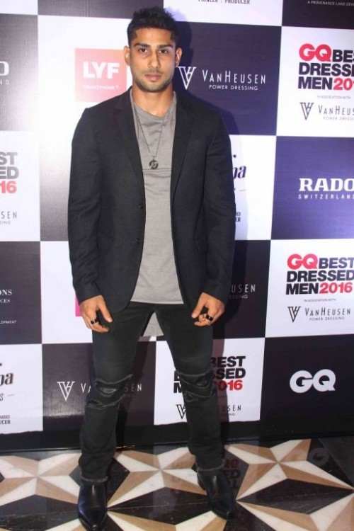 Prateik Babbar at the GQ Event - SeenIt