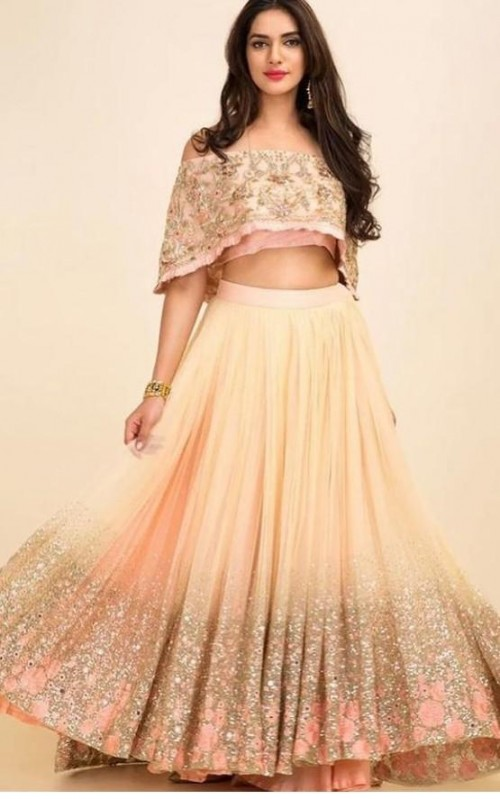 I Am looking for the same lehenga - SeenIt