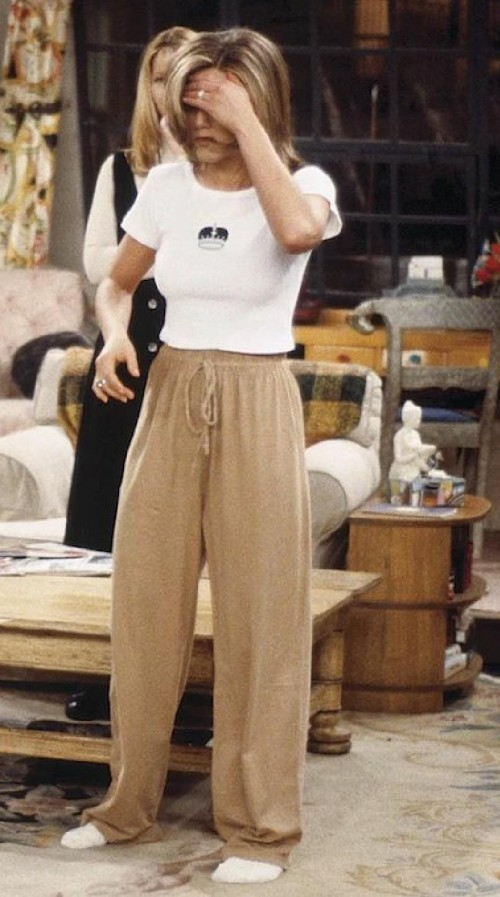 I am looking for this exact same outfit like rachel green - SeenIt