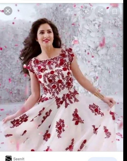 I m looking for similar dress shown in pic...  Wore by katrina kaif in bang bang movie - SeenIt