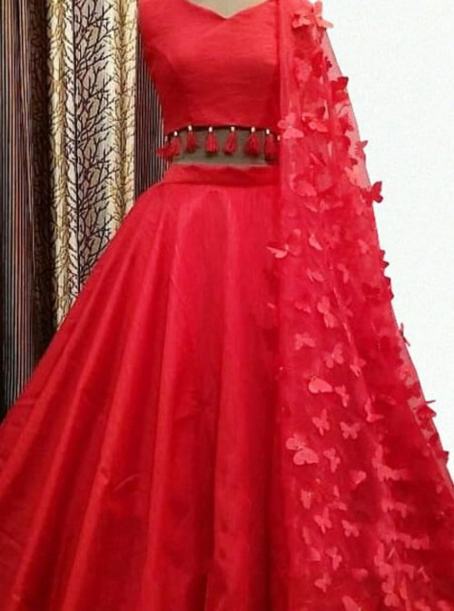 Want this red lehenga - SeenIt