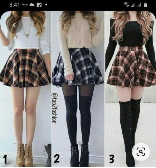 looking for these outfits - SeenIt