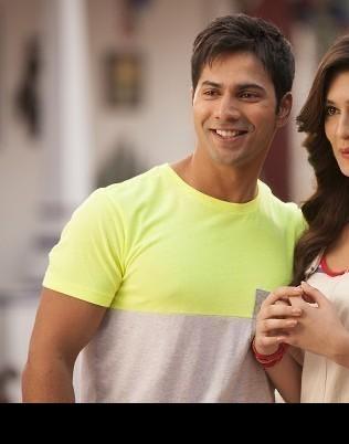 Want the Green with grey tshirt like varun dhawan - SeenIt