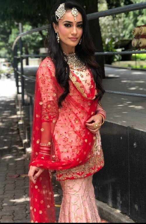I Am looking for this similar dress  which surbhi j yoti - SeenIt