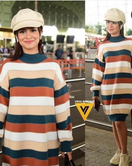 I am looking for a multicolored dress by avneet kaur - SeenIt