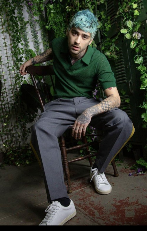 Help me to recreate whole outfit which zayn malijk is wearing - SeenIt