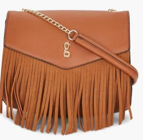 I want like this fringes bag - SeenIt
