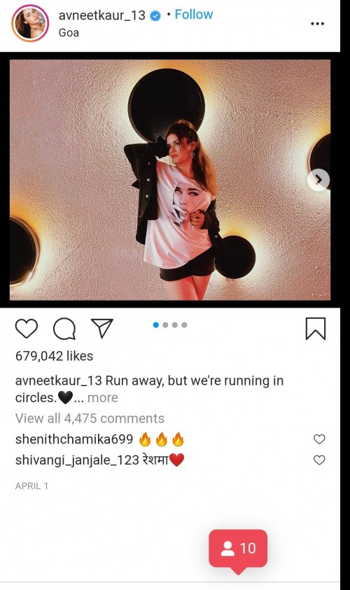 Pls help to find this like avneet kaur is wearing - SeenIt
