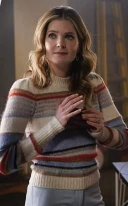 Sutton Brady's striped jumper please - SeenIt