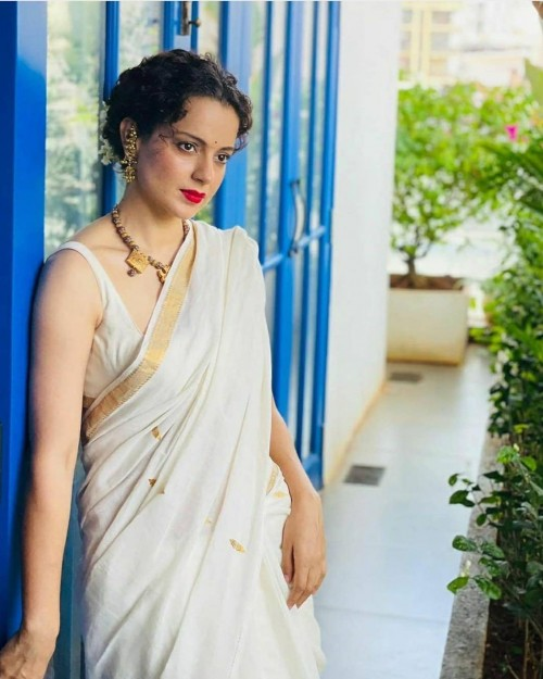 Help me look for a similar saree online - SeenIt