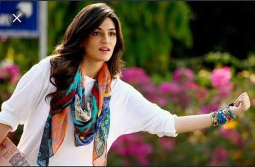 looking for this top, scarf and bracelet worn by kriti sanon - SeenIt