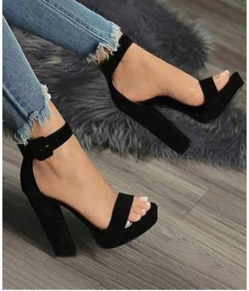 block heels - SeenIt