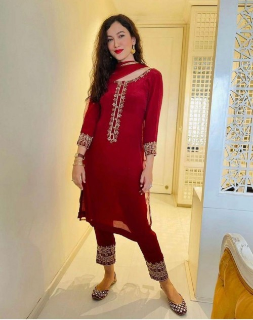 Latest gauharkhan looks and outfits online   SeenIt