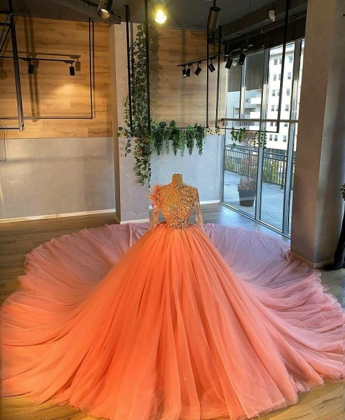 i want this evening gown - SeenIt
