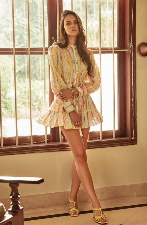 Help me find this beige multicoloured shirt dress - SeenIt
