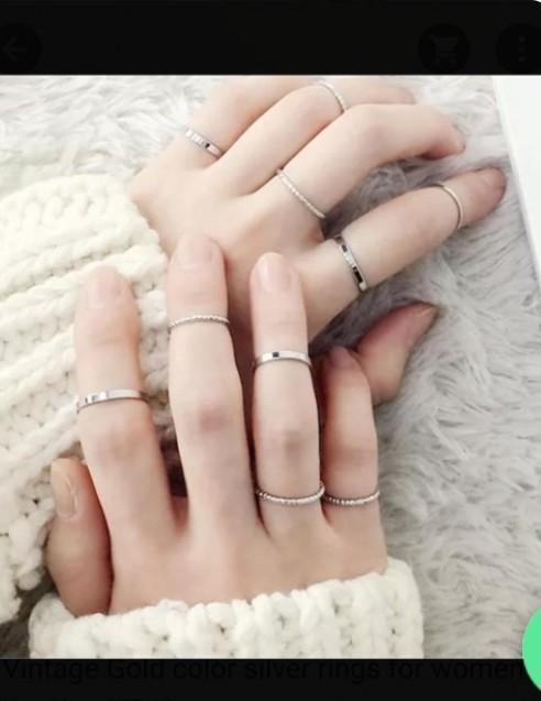 similar rings - SeenIt