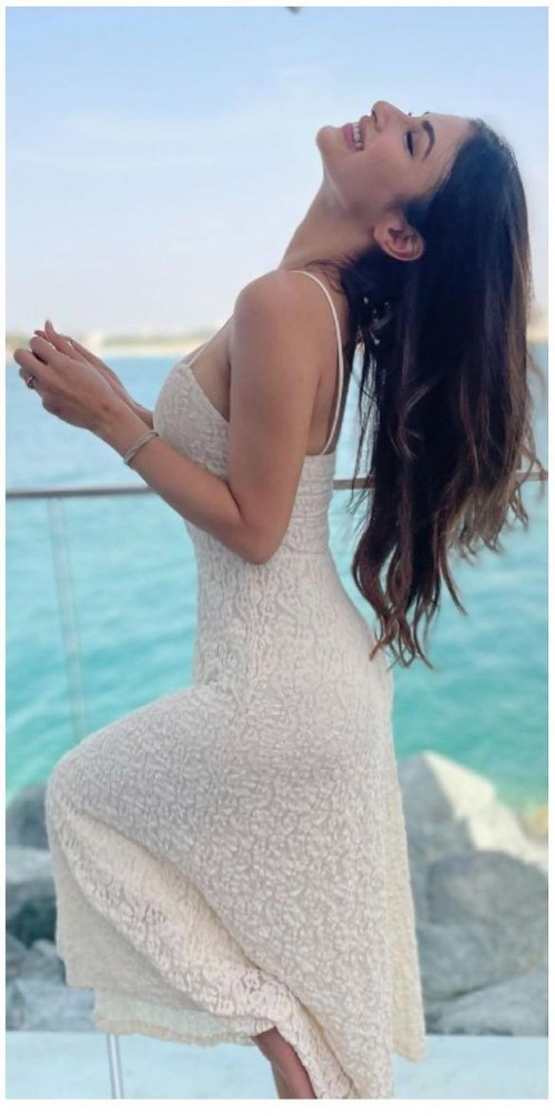 Looking for a similar white dress online  - SeenIt