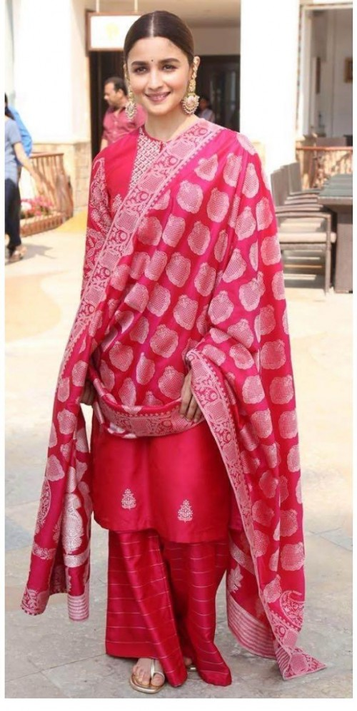 Help me find something similar to what Alia Bhatt is seen wearing - SeenIt
