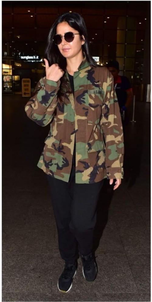 Need  a similar camo print jacket online - SeenIt