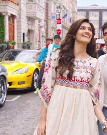want kriti sanon's dress - SeenIt