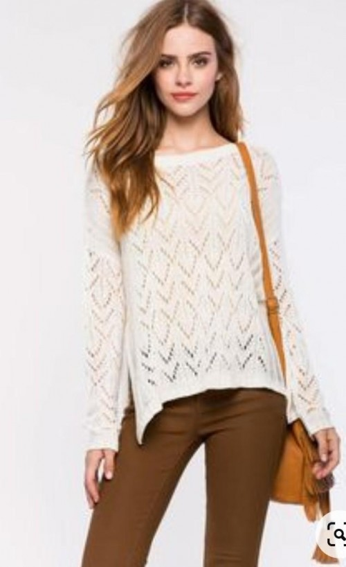 pleasse i want this top and brown pants and bag - SeenIt