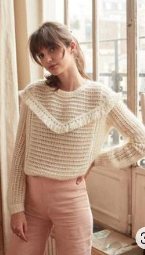 i want this woolen top and pant - SeenIt