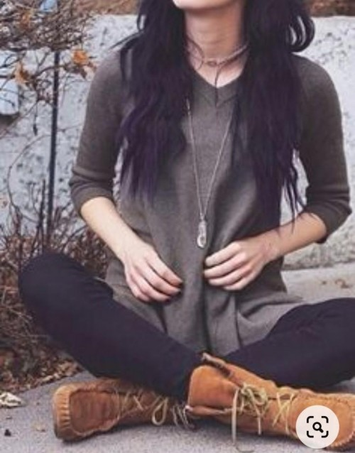 i want this top, pants and boots please  - SeenIt