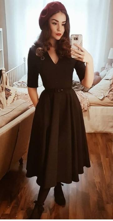 i want the same hat and dress please - SeenIt